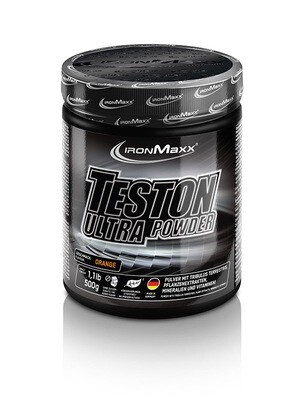 IRONMAXX TESTON ULTRA POWDER  500G DOSE