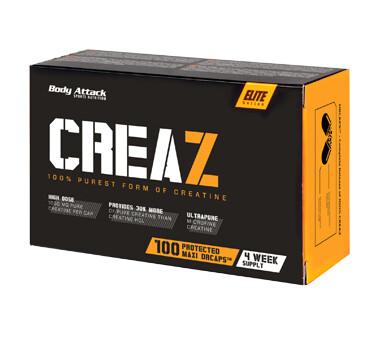 BODY ATTACK CREAZ 100 MAXI CAPS