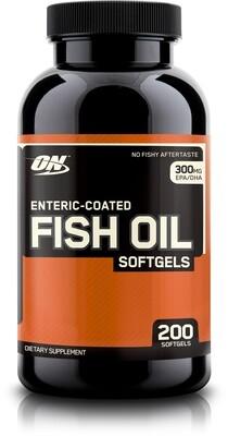 OPTIMUM NUTRITION - FISH OIL 200 CAPS