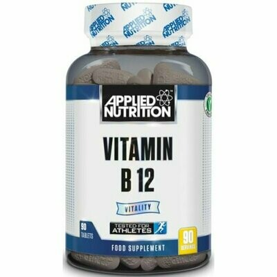 Applied Nutrition Vitamin B12 - 90 Tabletten Dose