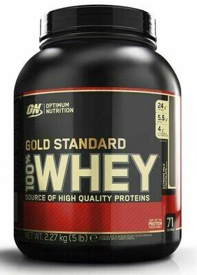 OPTIMUM NUTRITION 100% WHEY GOLD STANDARD 2300g