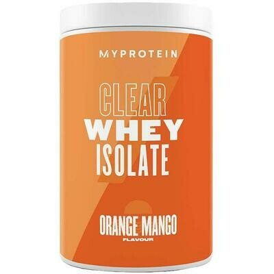 MYPROTEIN CLEAR WHEY ISOLATE (488G DOSE)