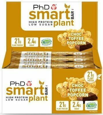 PhD Smart Bar Plant 12x 64g VEGAN