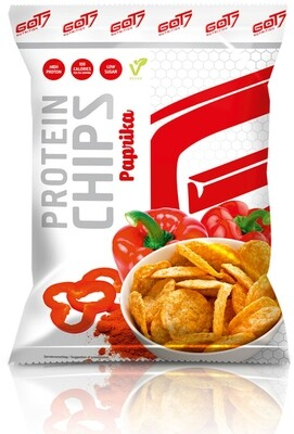 GOT7 HIGH PROTEIN CHIPS 6 X 50G BEUTEL