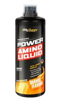 MYSUPPS POWER AMINO LIQUID (1000ML)