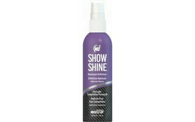 Pro Tan Show Shine Ultra Light Competition Posing Oil - 118,5ml