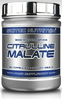 SCITEC NUTRITION CITRULLINE MALAT (90 CAPS)