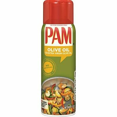 PAM COOKING SPRAY OLIVE OIL ORGANIC 190ml