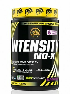 ALL STARS INTENSITY NO-X 640G DOSE