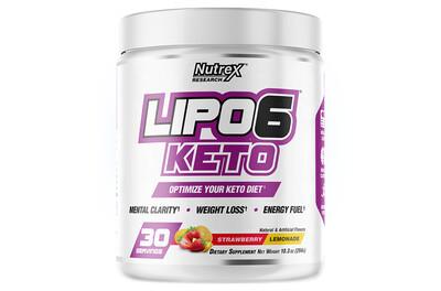 Nutrex Lipo-6 Keto