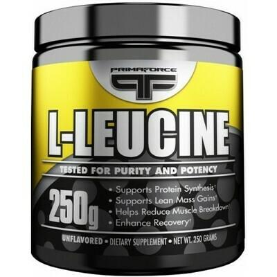 PrimaForce L-Leucine 250g