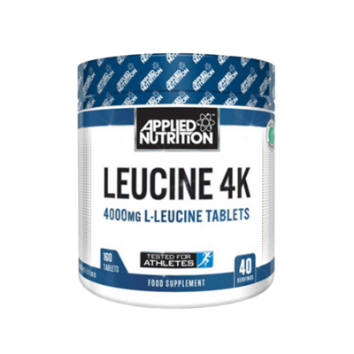 Applied Nutrition Leucine 160 Tabletten 4000mg