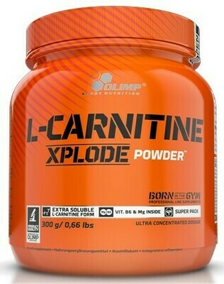 Olimp L-Carnitine Xpldoe Powder 300 G Dose