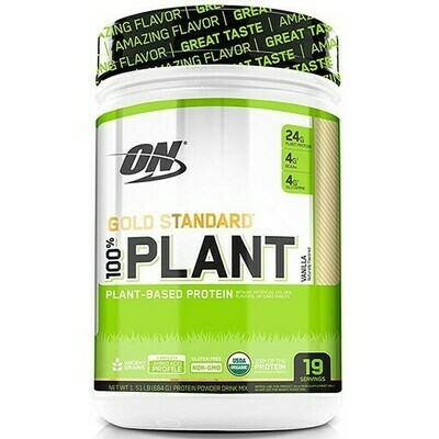 OPTIMUM NUTRITION 100 % Gold Standard Plant 648g
