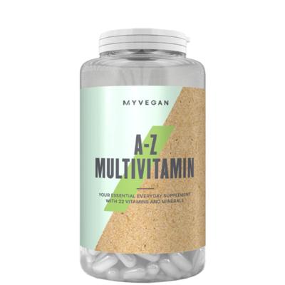 MyVegan A - Z Multivitamin 60 Caps