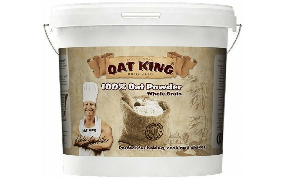 Oat King 100% Oat Powder Vollkorn