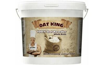 Oat King 100% Oat Powder Vollkorn