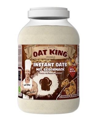 Oat King Instant Oats 4000g