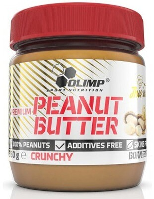 Olimp Premium Peanut Butter Crunchy 700g