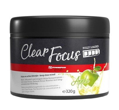 Powerfood One Clear Focus 320g