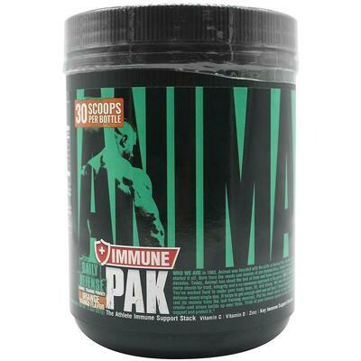 Animal Pak Powder 327g Orange