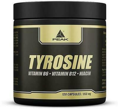 PEAK Tyrosine 120 Kapseln