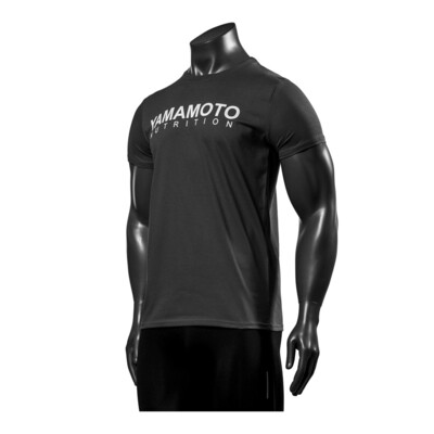 Yamamoto T-Shirt Schwarz