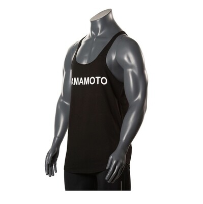 Yamamoto Tank Top  schwarz
