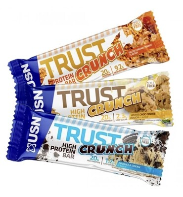 USN Trust Crunch 12x60g