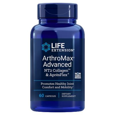 LIFE EXTENSION ArthroMax NT2 Collagen & AprèsFlex