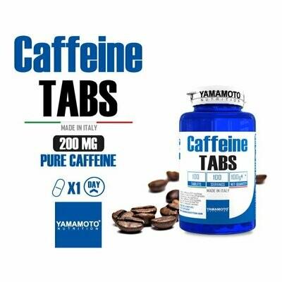 Yamamoto Caffeine Tabs 100 Tabletten