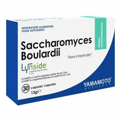 YAMAMOTO Saccharomyces Boulardii 30 Caps