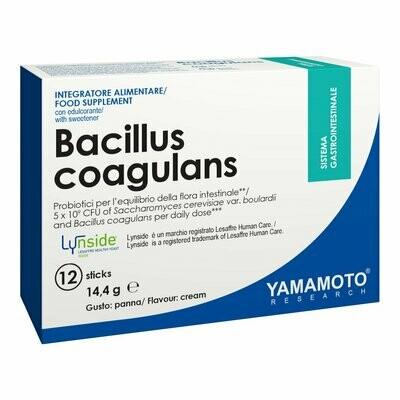 YAMAMOTO Bacillus coagulans 12 Sticks