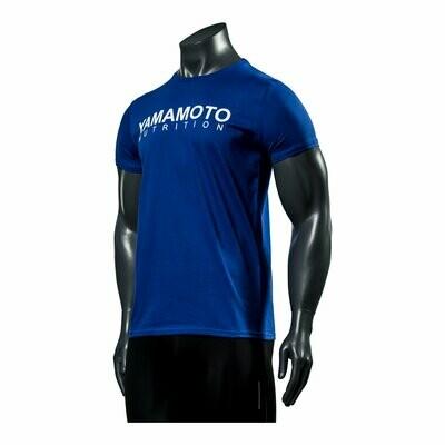 Yamamoto T-Shirt Blau