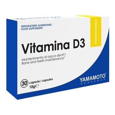 YAMAMOTO Vitamin D 30 Kapseln