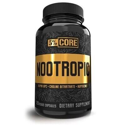 5% Nutrition NOOTROPIC