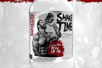 5% Nutrition Shake Time - 25 Portionen (757g - 817g)