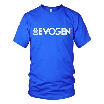 Evogen T-shirt Blau