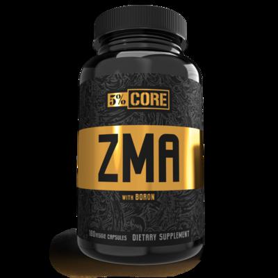 5% Nutrition ZMA 180Caps