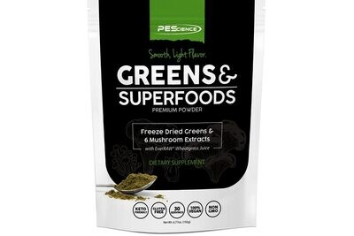 PEScience GREENS & SUPERFOODS 192g - 30 Portionen