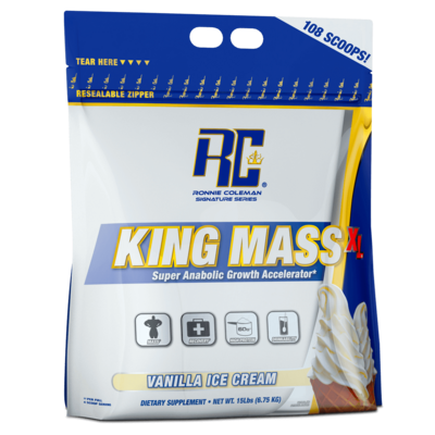 RONNIE COLEMAN KING MASS XL - 6.75KG