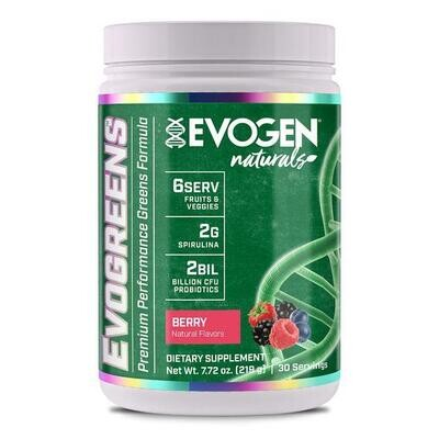 EVOGEN EVOGREENS - 30 Portionen