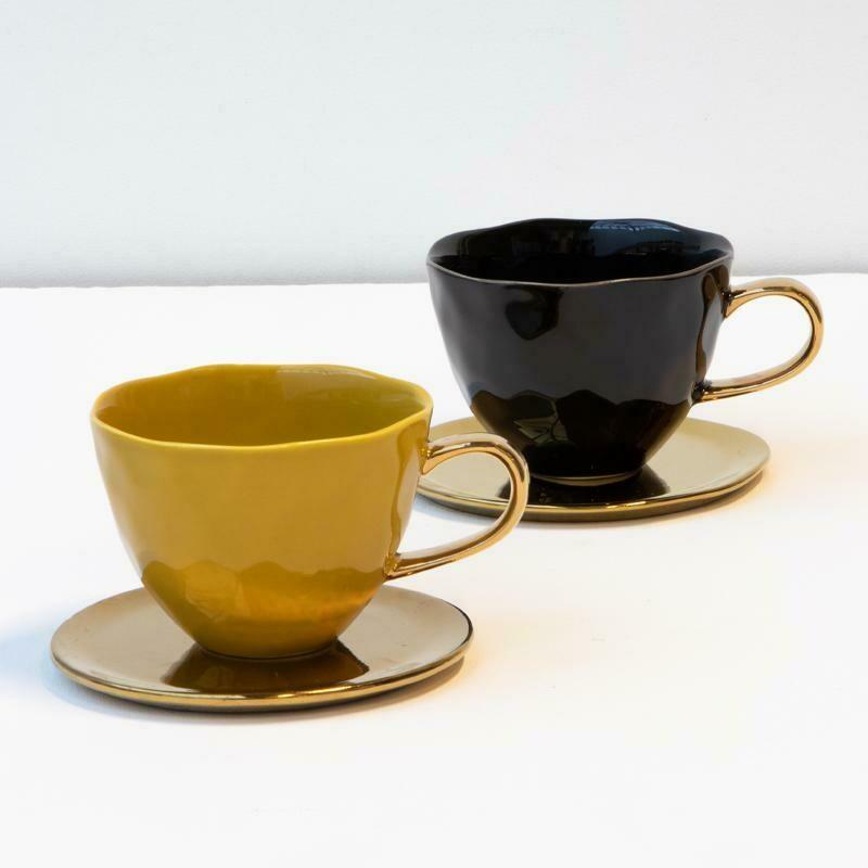 Good morning cup vert ambré