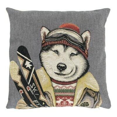 Coussin Husky ski