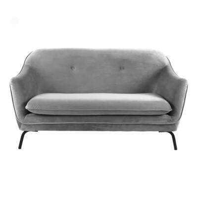Canapé lusso gris clair