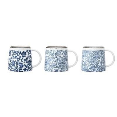 Lot de 3 mugs MOLLY