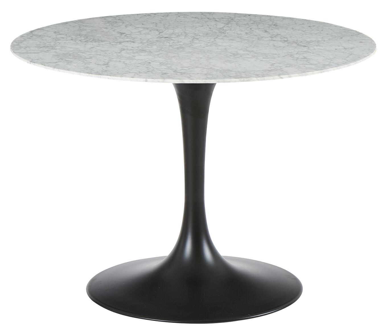 table ronde en marbre