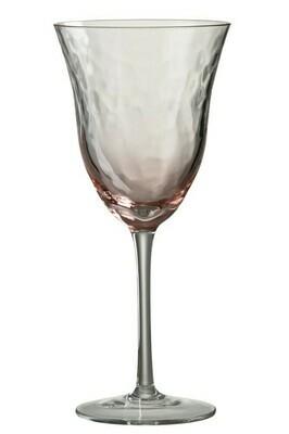 Verres x4 à vin Pink