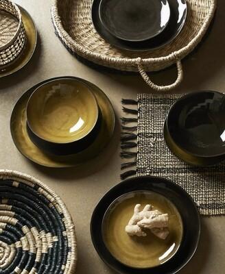 Assiette bol en céramique Athezza