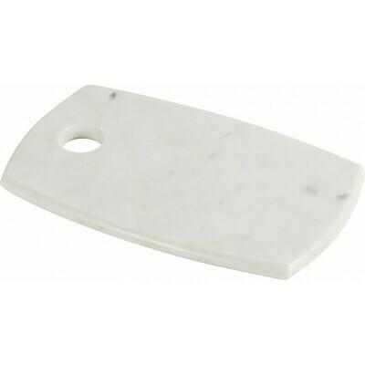 Planche à découper marbre blanc